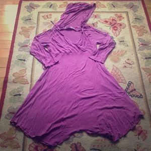 Athlete Jersey knit dress